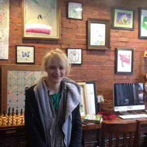 Larissa Simpson Art Opening @ IngleBean Coffee House | Millheim | Pennsylvania | United States